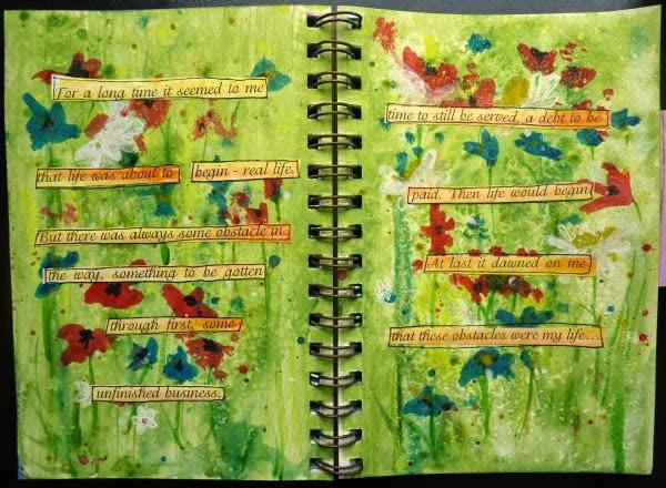 Whoopidooings: Carmen Wing - Watercolour journal