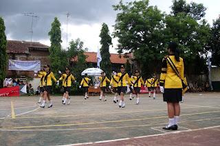 Juara Umum & Memboyong 7 Piala se Provinsi Banten at SMK Neferi 1 Serang 2011