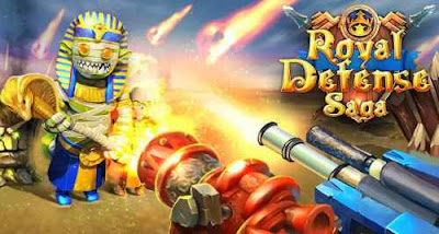 Royal Defense Saga v1.02 (Money Mod)