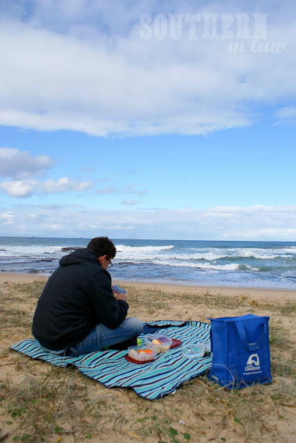 Time for Lunch! A Gluten Free Picnic on the Beach