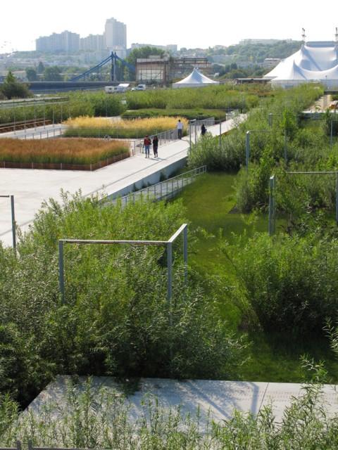 Le jardin de l 39 ile seguin boulogne billancourt france michel desvigne mrfred1013 - Jardin d eveil boulogne billancourt ...