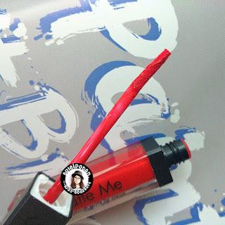 Trend Lipstik Liquid - Sleek Matte Me - Rioja RED