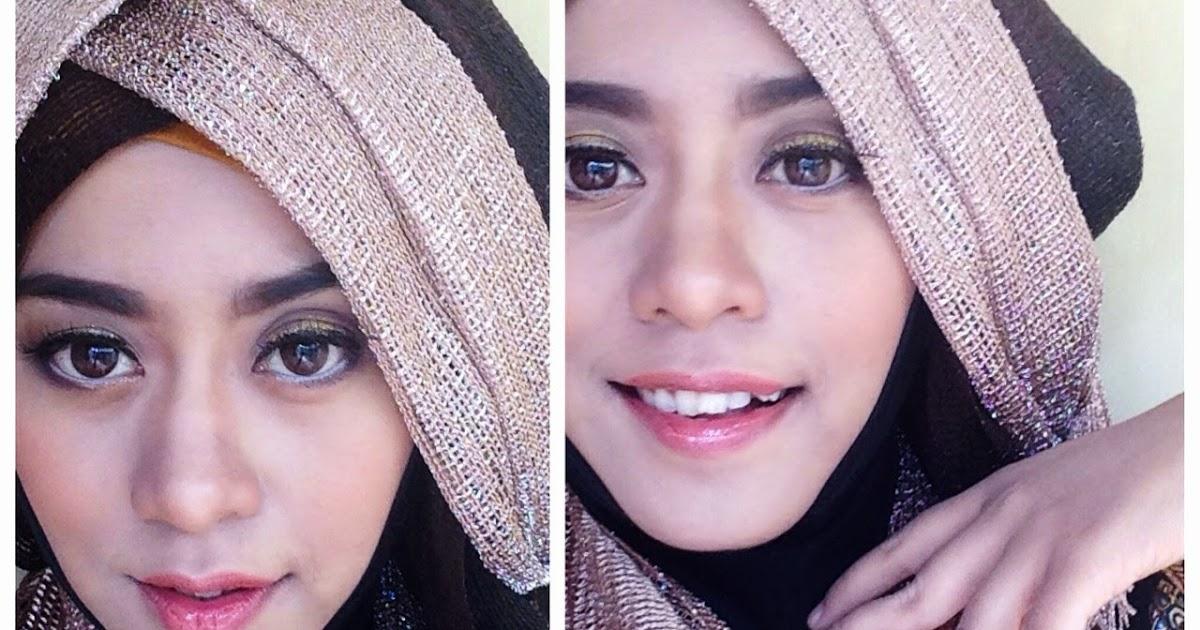 Ini Vindy Yang Ajaib: Tutorial Makeup Natural dan Hijab