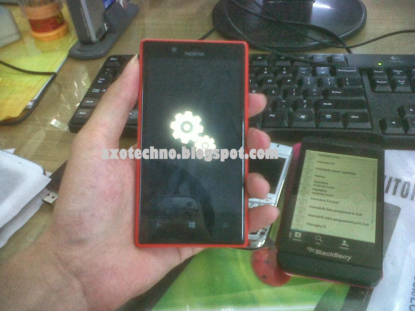 Cara Hard Reset Nokia Lumia 720