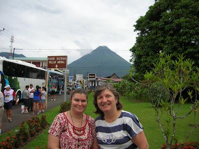 Volcan Arenal, La Fortuna, Costa Rica, vuelta al mundo, round the world, La vuelta al mundo de Asun y Ricardo, mundoporlibre.com