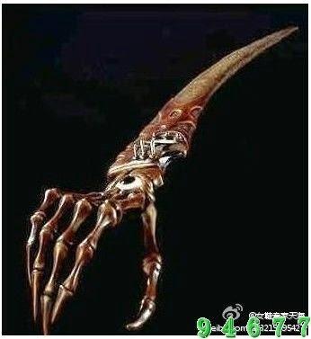 Một thợ rèn người Ý sống ở thế kỷ 14 đã tạo ra thanh gươm có một không hai này.