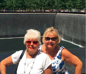 At The 9/11 Memorial, New York City