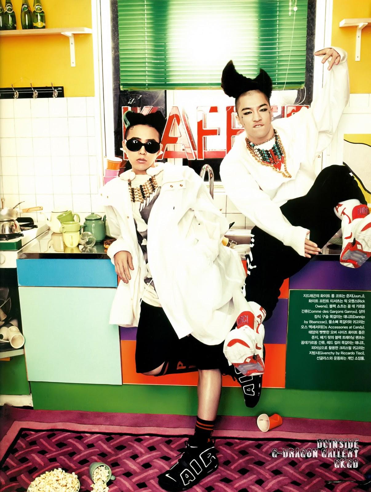 G Dragon Hairstyle 2013 Taeyang 2013 Tattoo G-...
