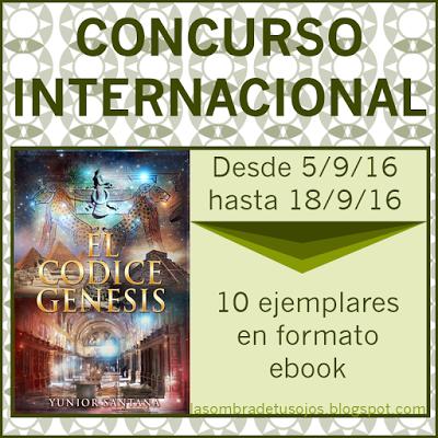"""Concurso internacional """"El códice génesis"""""""