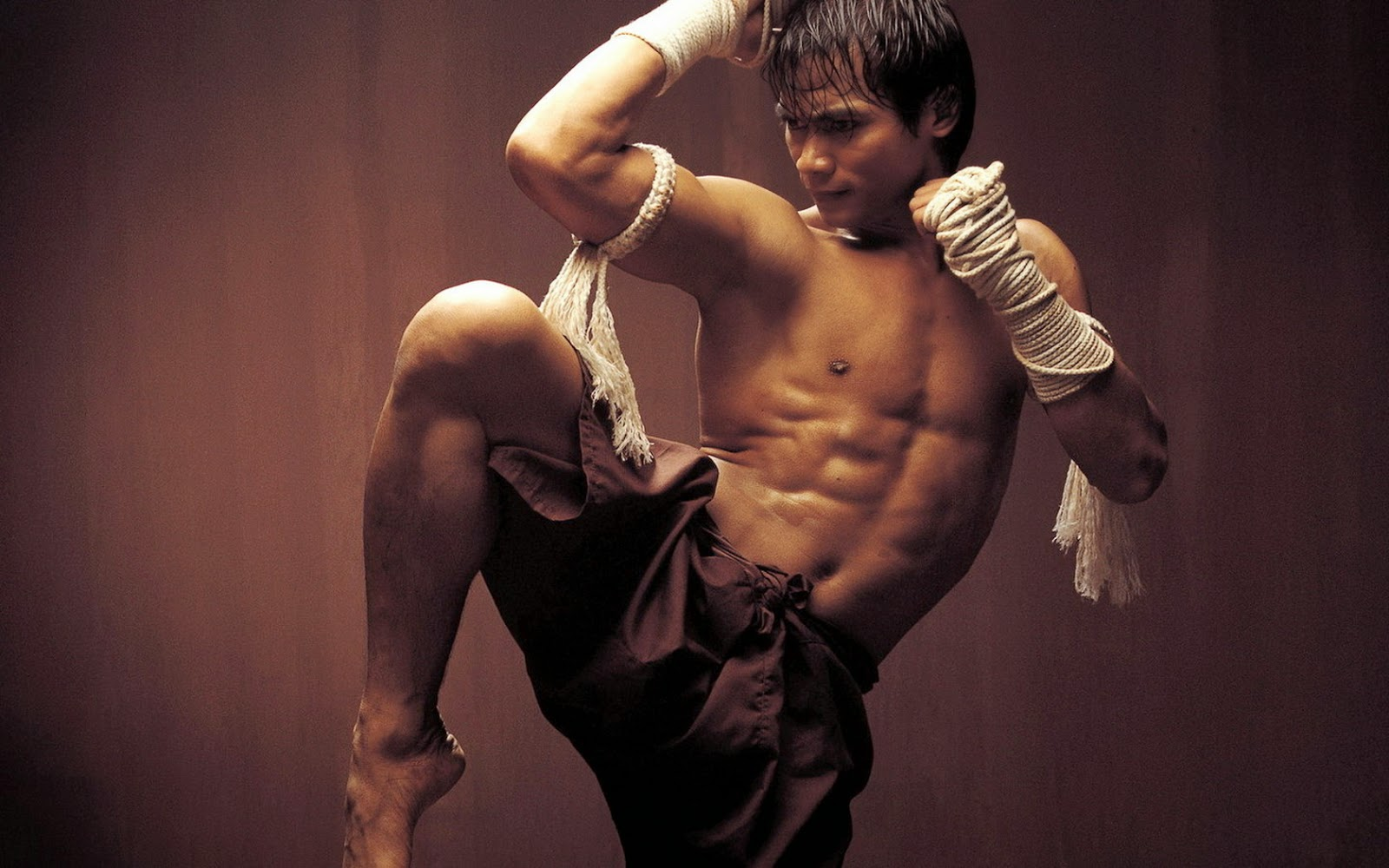 Thai boxing muai thai ong bak photo images wallpaper