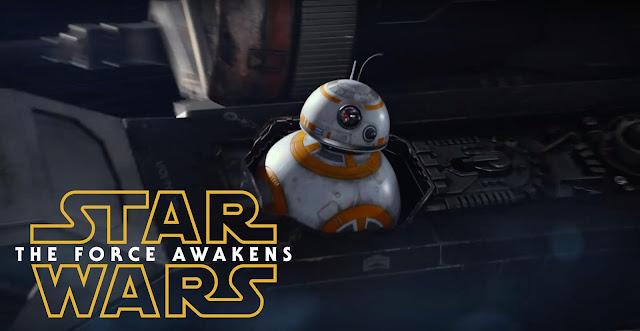 Звездные войны: баннер с BB-8