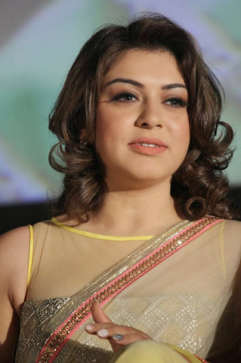 hansika motwani latest stills in tamil movie aambala audio launch