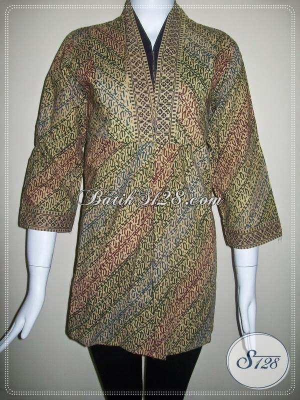 Foto Baju Batik Cantik