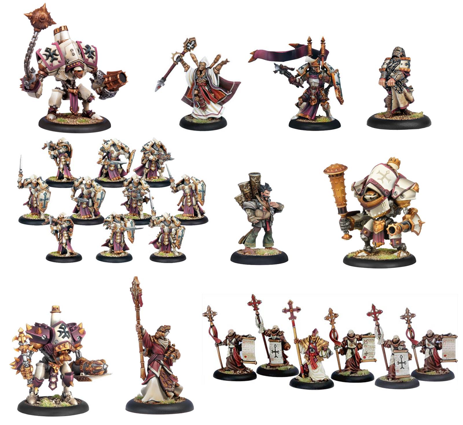 iron kingdoms core rulebook pdf