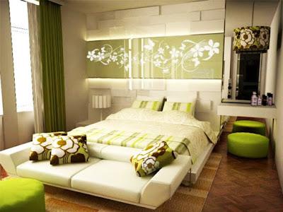 Desain Kamar Tidur Utama Minimalis Sederhana