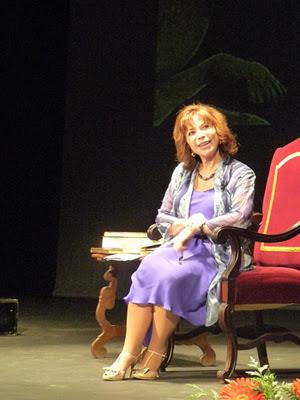 Isabel Allende, Mónica López Bordón, Alcalá de Henares, España