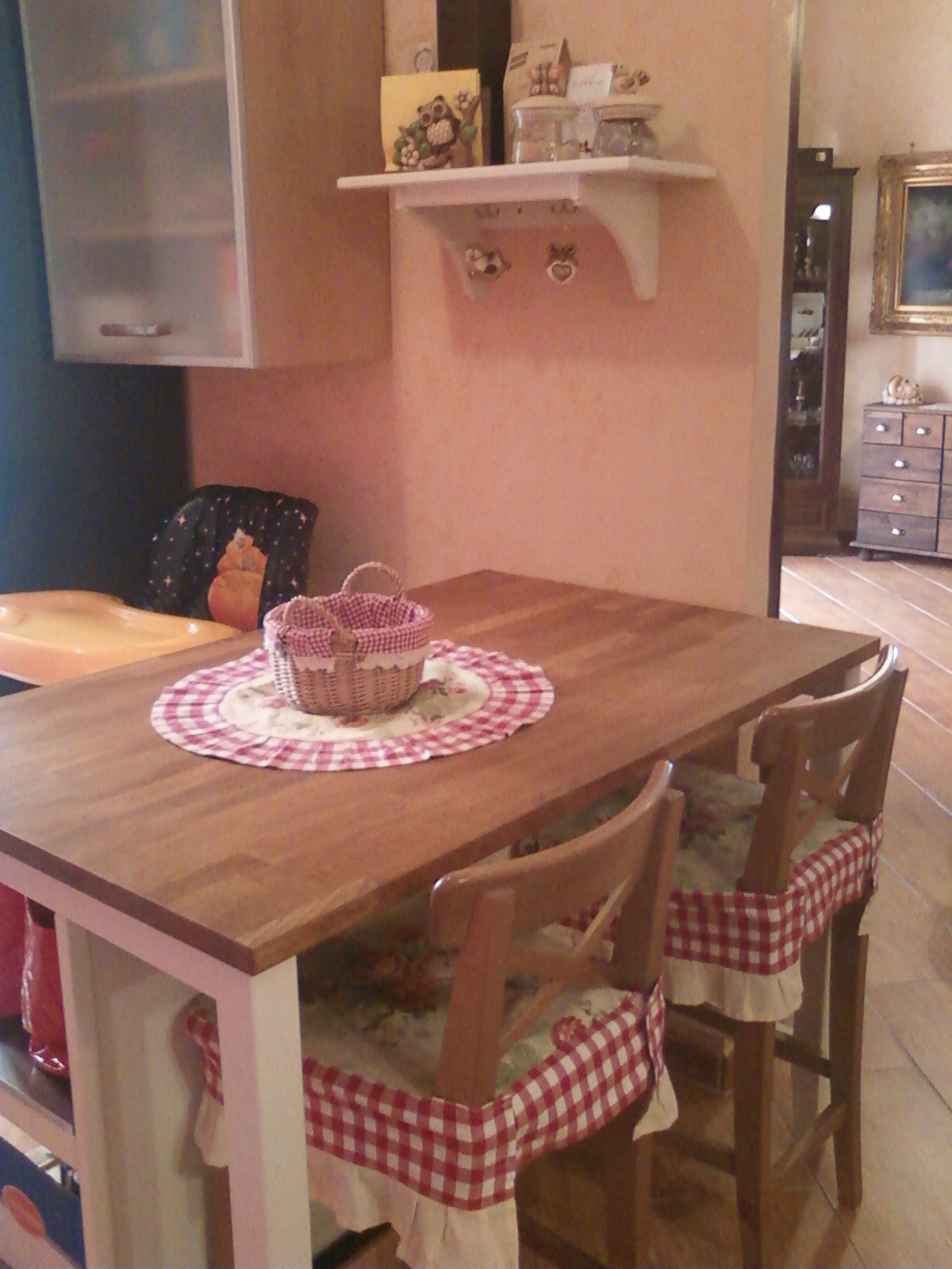 Cucina Ikea #945E37 1200 1600 Sedie X Cucina Ikea