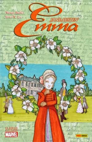 Clásicos ilustrados Marvel: Emma