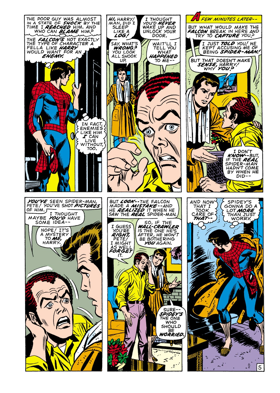 Captain America (1968) Issue #138 #52 - English 6