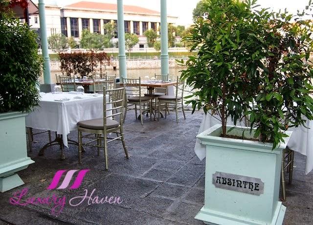absinthe restaurant francais review