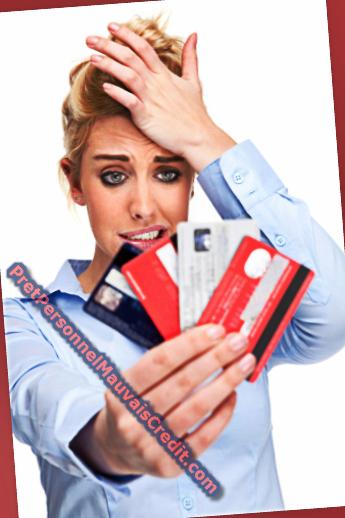 Améliorer ma cote de mauvais credit rapidement