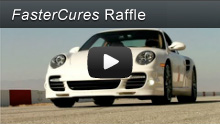 Video of FasterCures Dream Cars raffle
