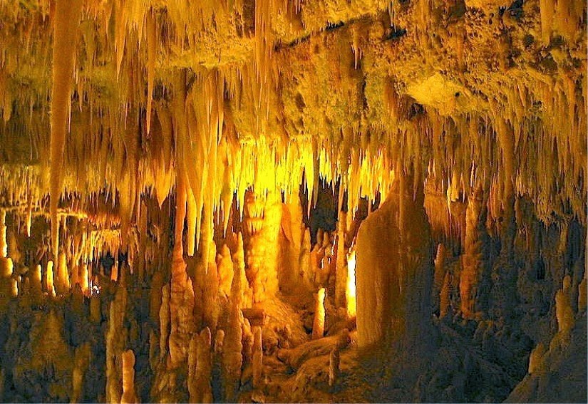 Caves of Castellana Grotte, Italy