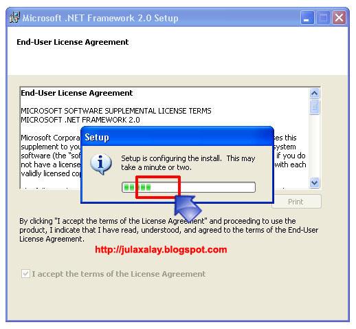 how to download microsoft net framework 2.0