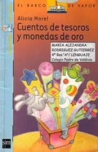 CUENTOS DE TESOROS Y MONEDAS DE ORO