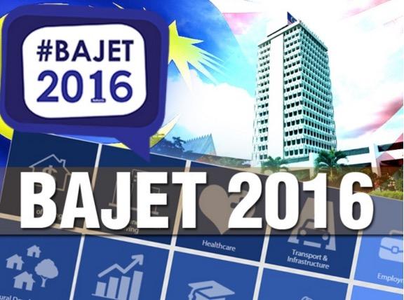 Teks ucapan penuh Bajet 2016 oleh Perdana Menteri Malaysia