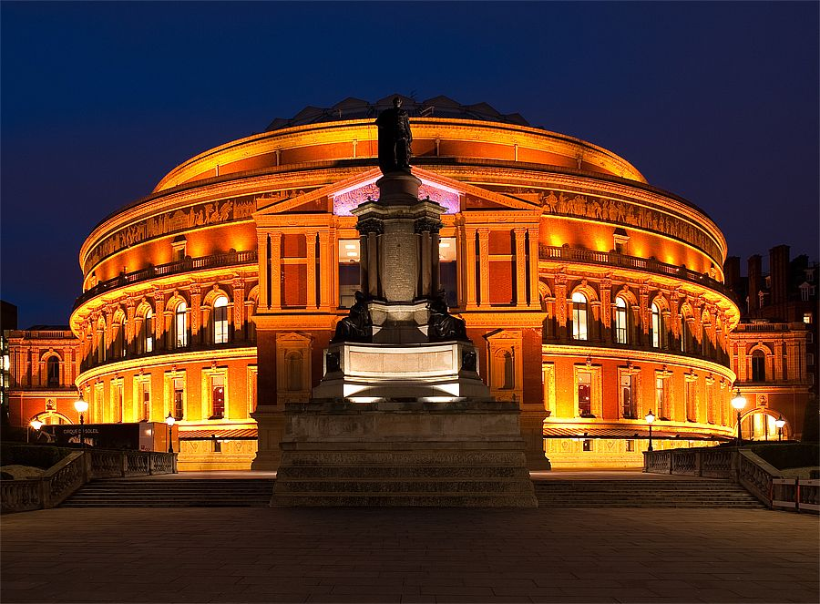 19. Royal Albert Hall (London) by Aubrey Stoll