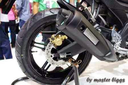 Knalpot Yamaha R15