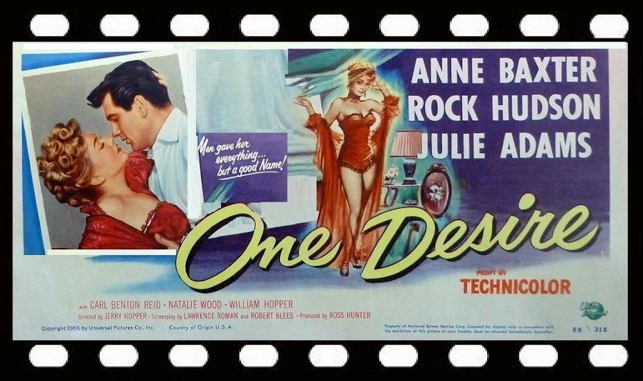 ONE DESIRE (1955) WEB SITE