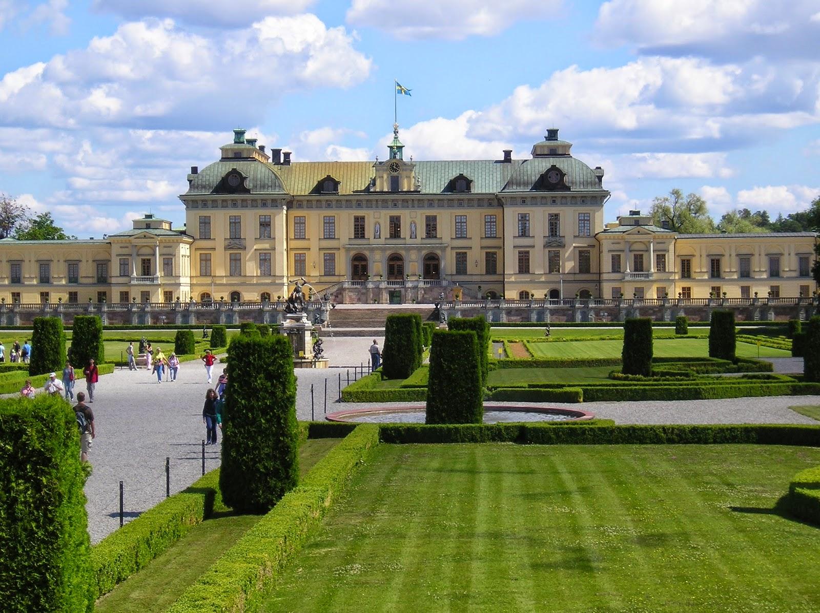 المعالم السياحية في السويد