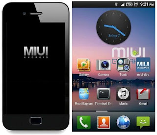 Comment installer Android 2.3.5 MIUI sur Samsung Galaxy S-2 I9100