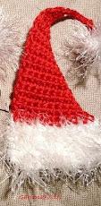 Aktuelles Headerbild: WeihnachtsmannMützen mit Anleitung