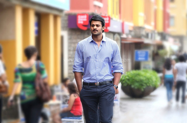 Young Rebel Star Prabhas� Mirchi Stills
