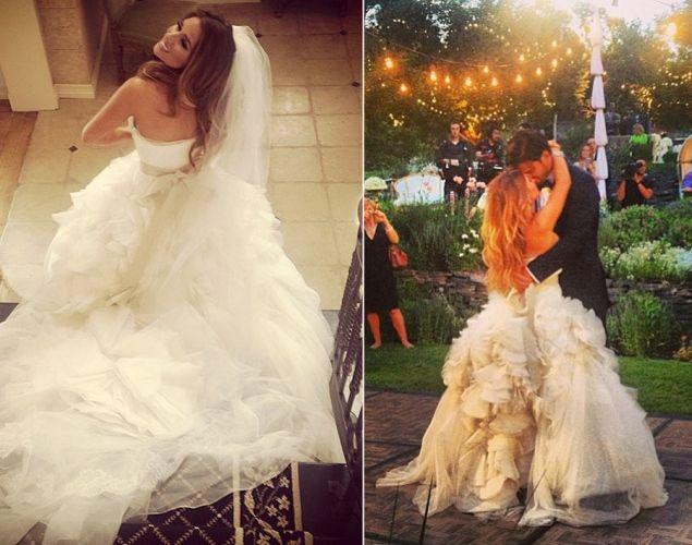 Attractive Jessie James Decker Wedding Dress Model Wedding Ideas