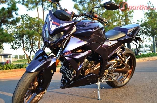 Modif Yamaha Byson Surabaya