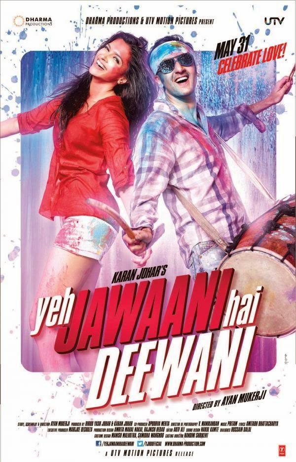 Ngọn Lửa Tuổi Trẻ - Yeh Jawaani Hai Deewani ...