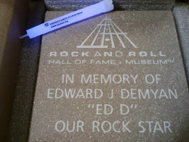 Rock Hall Memory Brick