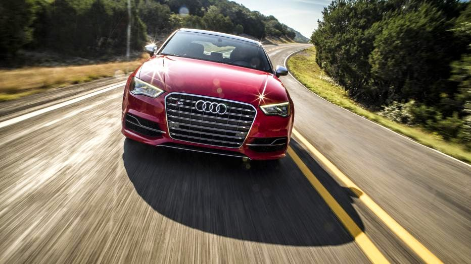 2015 Audi S3 drive review