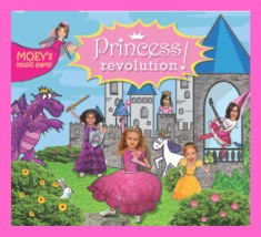 princess revolution cd cover