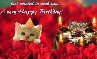 Ucapan selamat ulang tahun untuk sahabat gratis dalam bahasa inggris