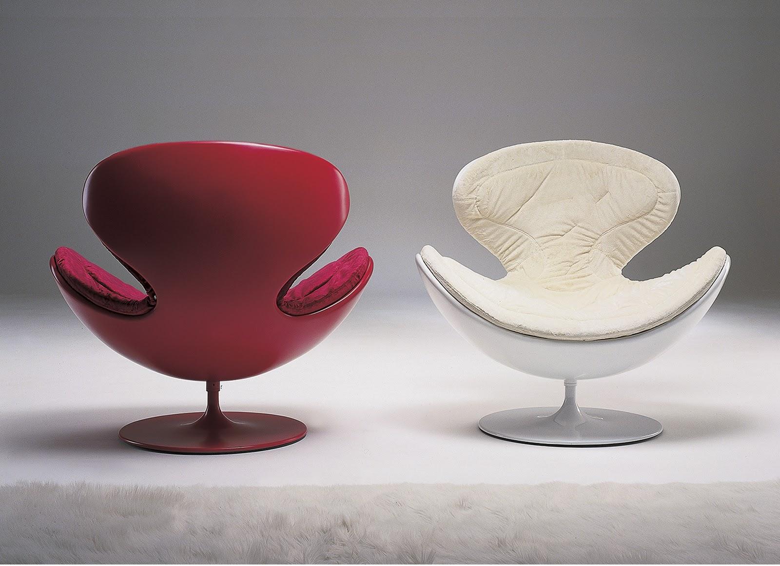 Sillones modernos y muy elegantes ideas para decorar for Sillones de dormitorio modernos