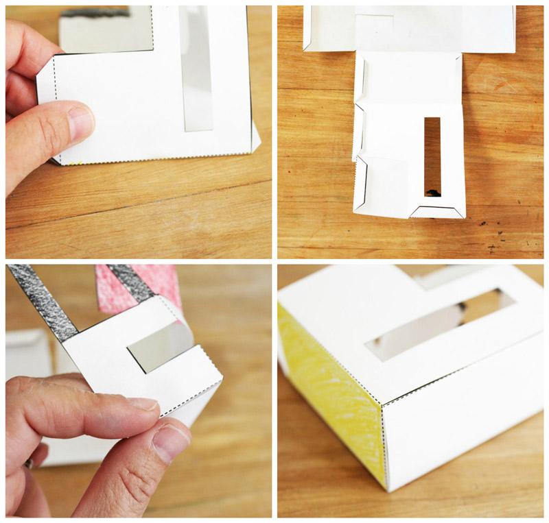 Сделать из бумаги своими руками для свадьбы