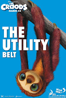 The Croods Utility Belt Poster