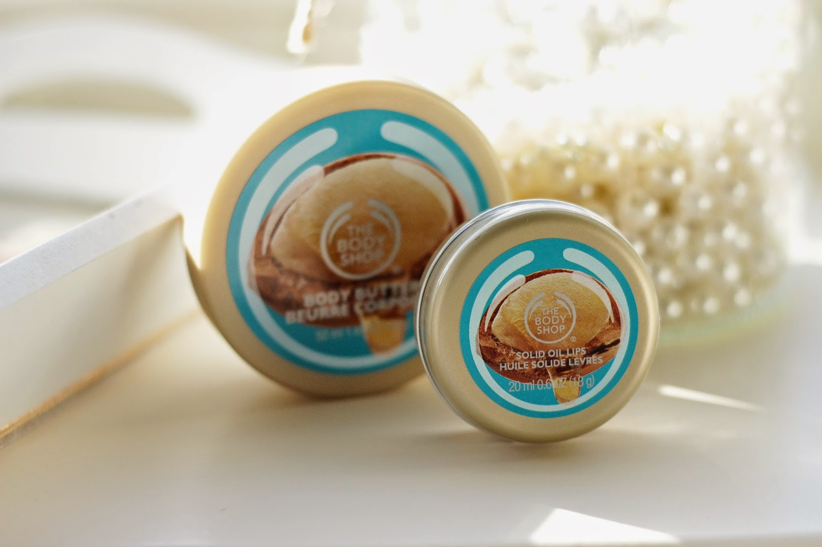 review the body shop wild argan oil solid oil for lips  body butter