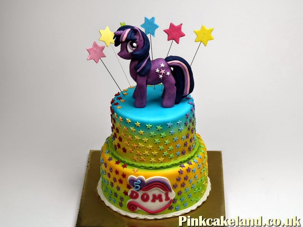 My Little Pony Birthday Cake, Edgware London