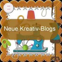 Liste neuer Kreativblogs